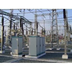Xây lắp hệ thống lưới điện hạ thế