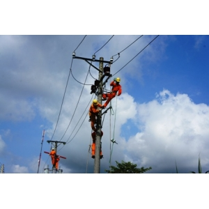 Xây lắp hệ thống lưới điện